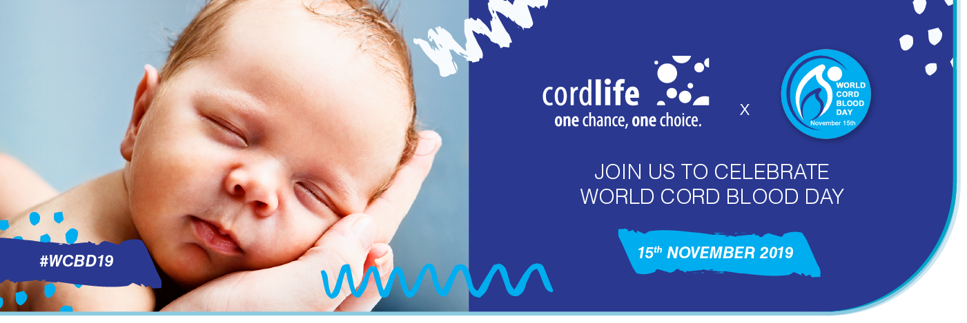 World Cord Blood Day 2019