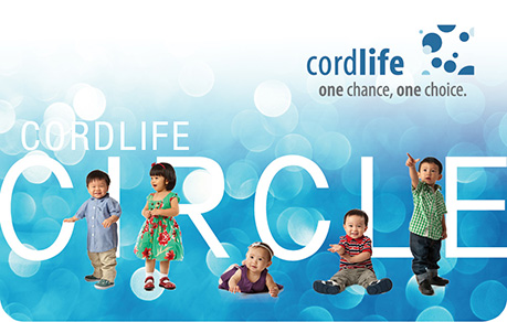 Cordlife Circle Member Card