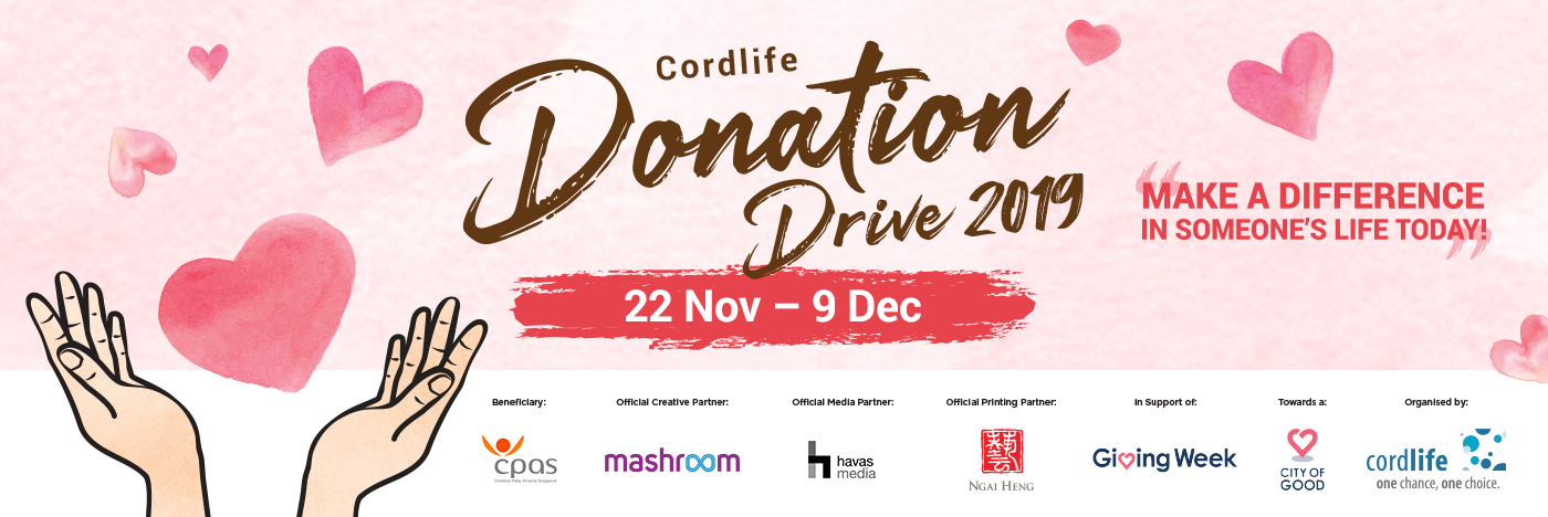 donation drive 2019